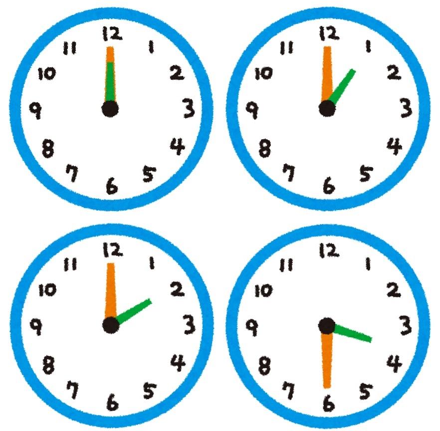 Quelle heure est-il au Japon?