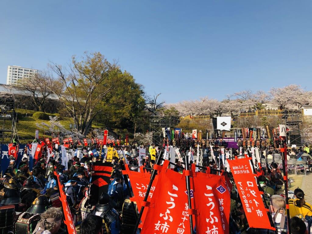 A la mémoire de Takeda Shingen
