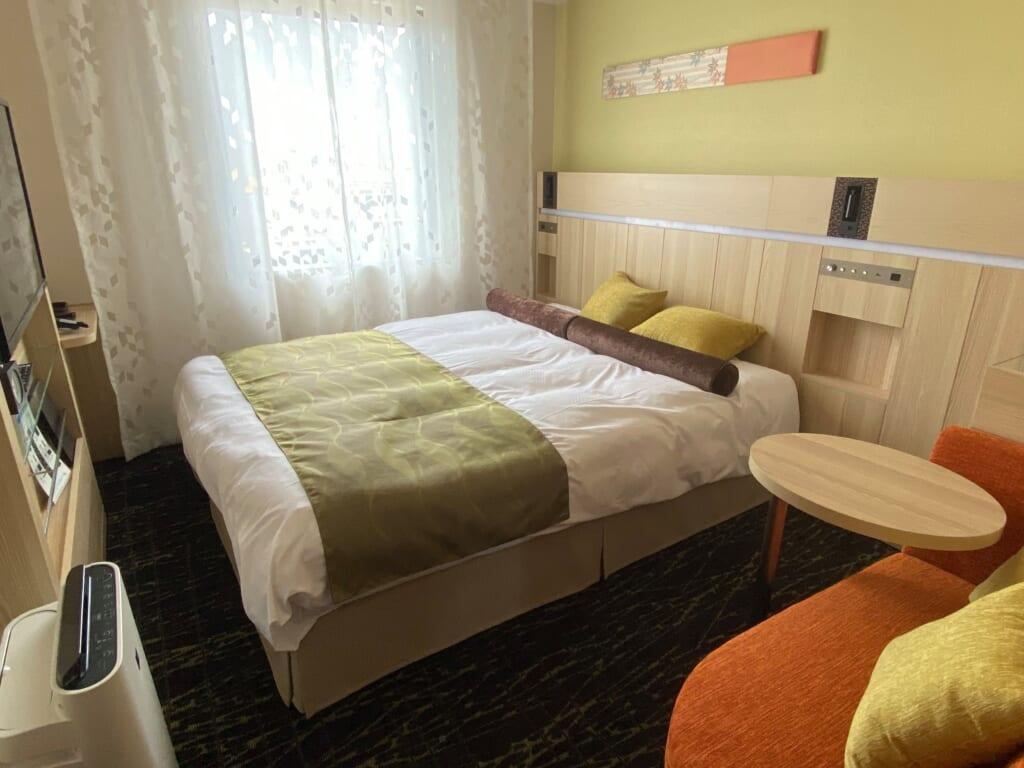 Chambre du Shiro no hotel