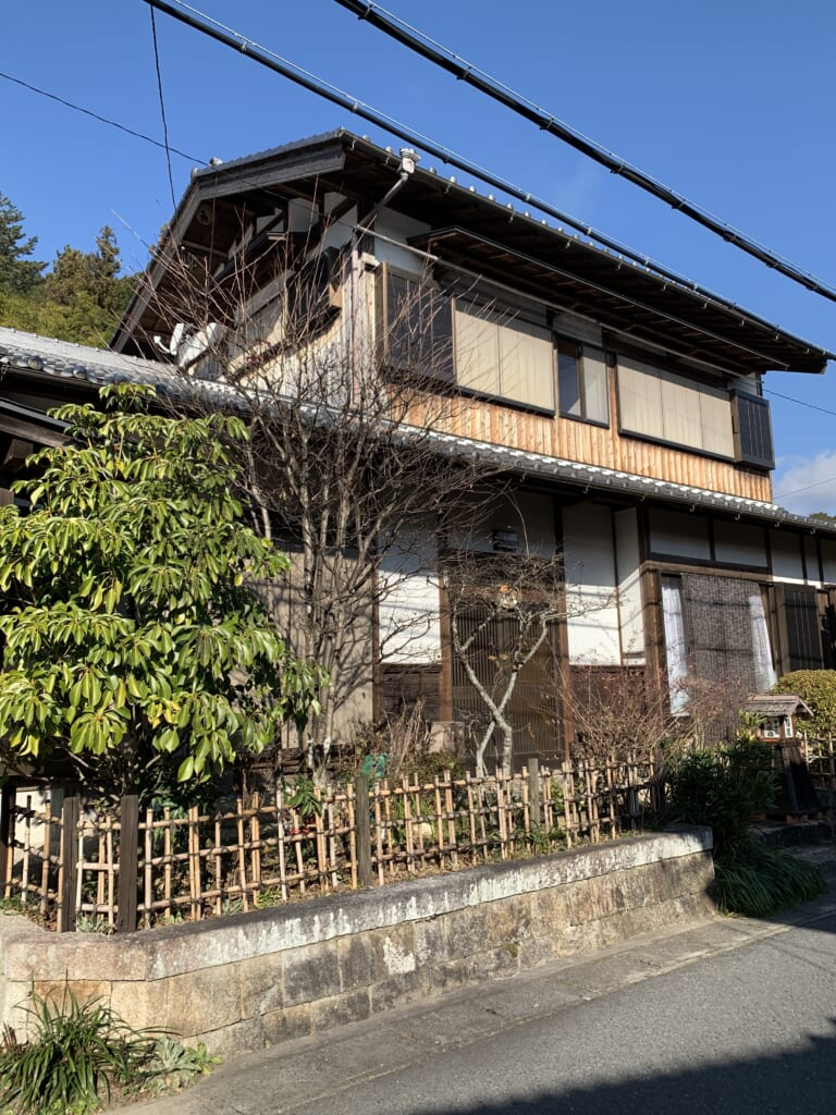 Maison à Okute 2