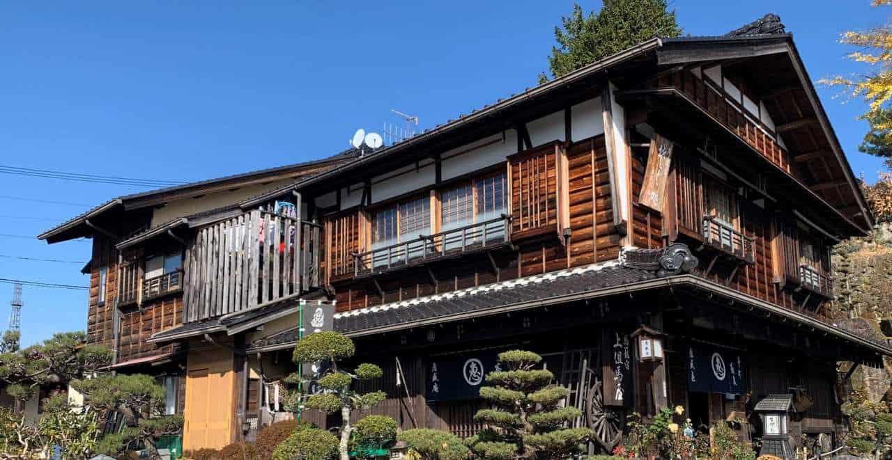Le Japon traditionnel au fil des villages de Gifu