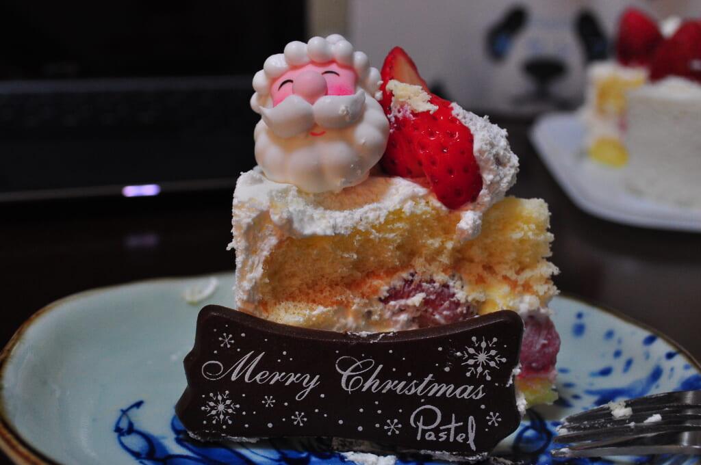 Un cake de Noël © saldesalsal
