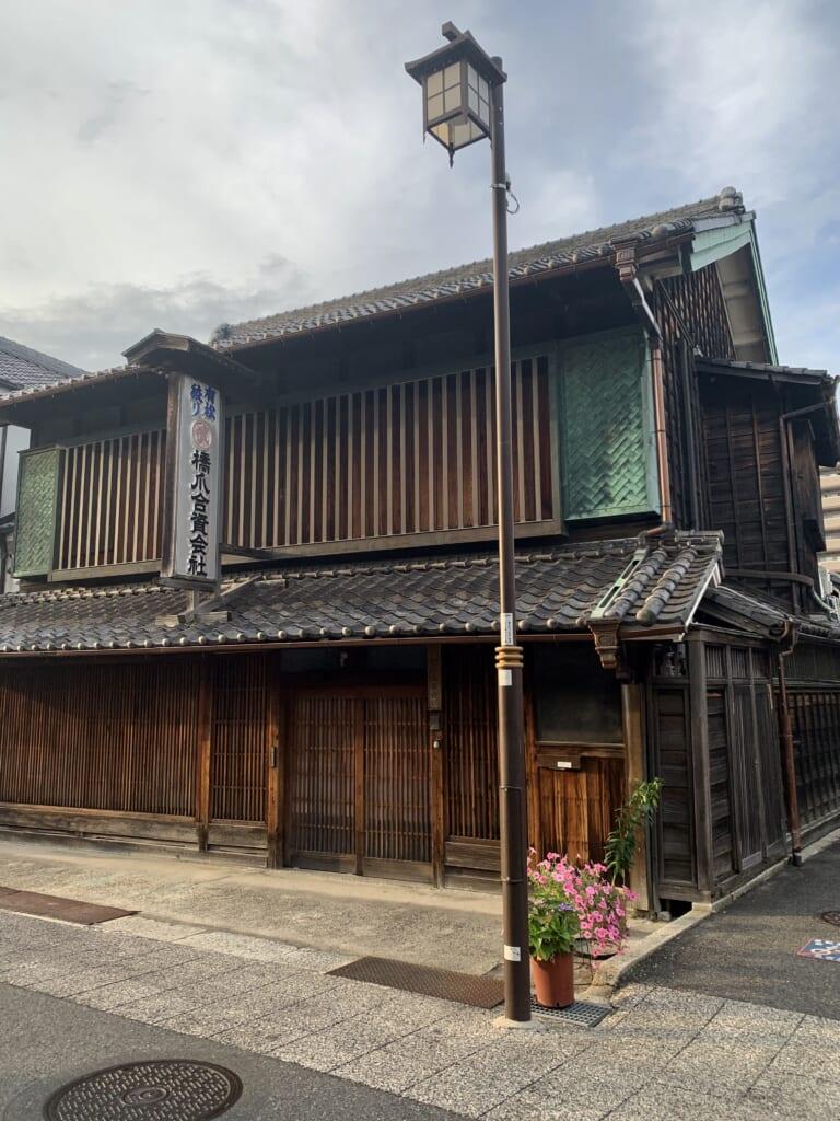Nagoya, quartier d'Arimatsu