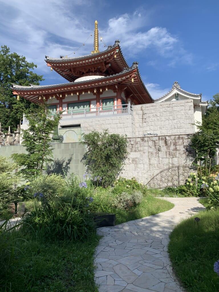 Temple bouddhiste Kōshō-ji 3