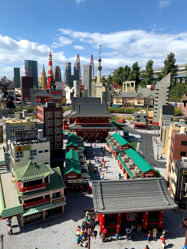 Legoland, Miniland, Asakusa