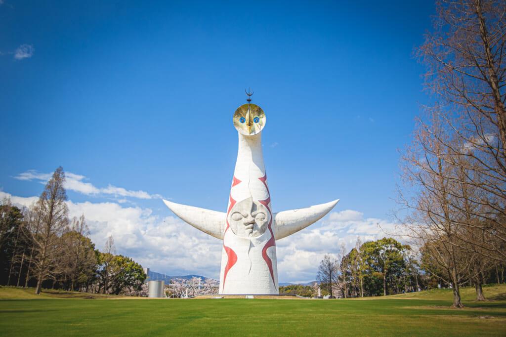 La Tour du Soleil à Osaka