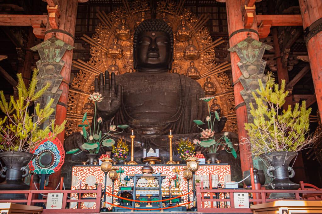 Le Todaiji à Nara