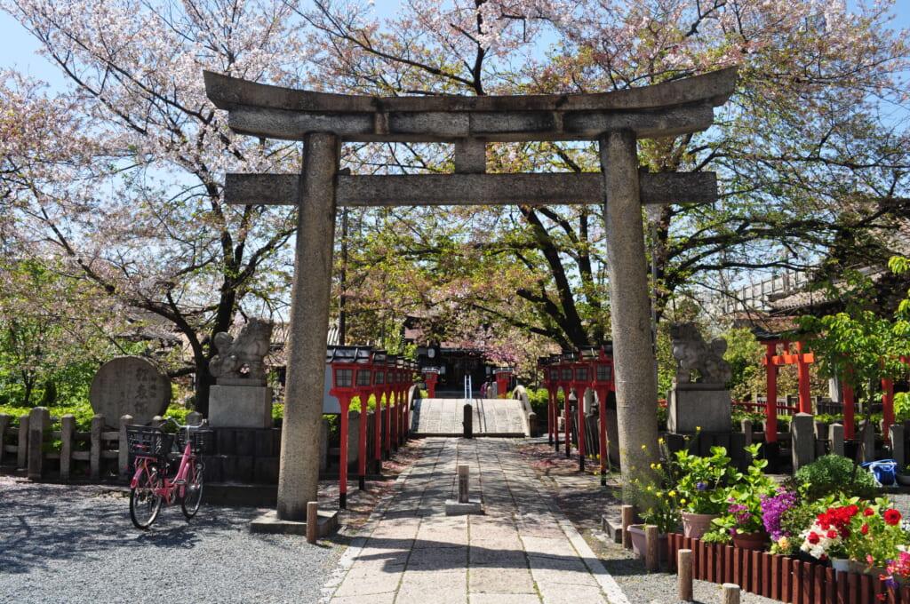 le rokusonno, sanctuaire secret de Kyoto