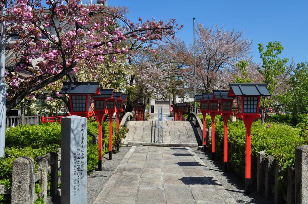 Le rokusonno, caché au cœur de Kyoto