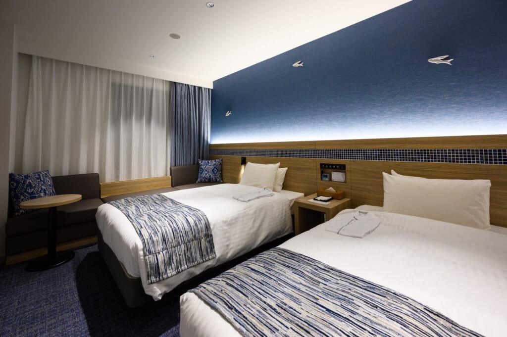 Chambre du Goto Tsubaki Hotel