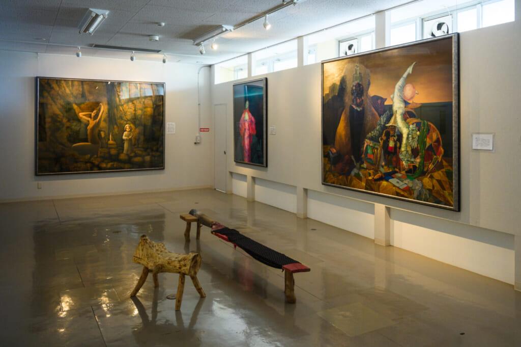 Œuvres du musée Kasamatsu Hirotomo