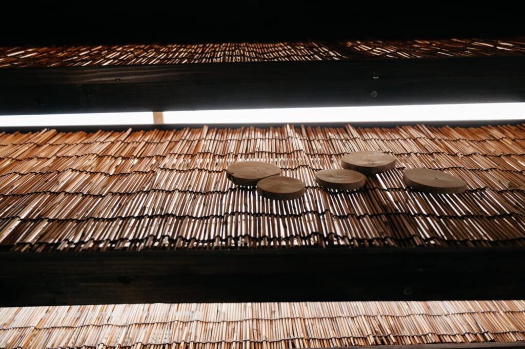 Chez Sankyodai Kobo on créer des produits à base de branche de camélia
