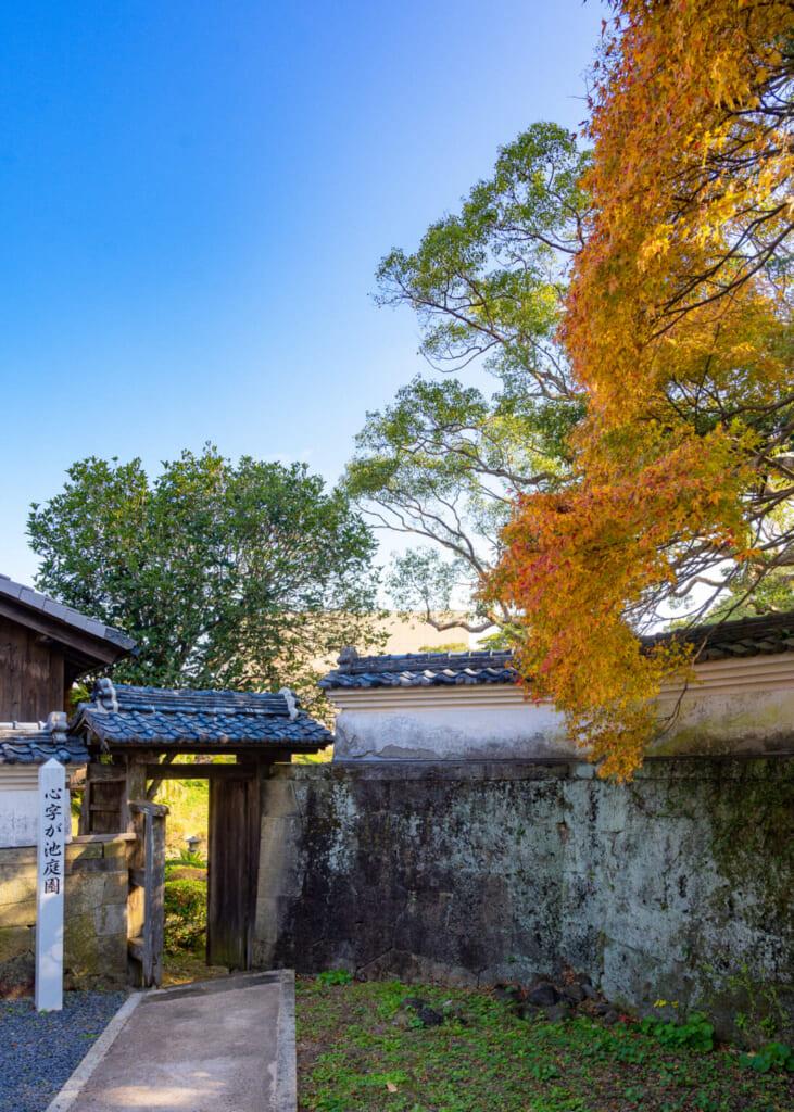 La résidence Gotoshi et sa nature omniprésente