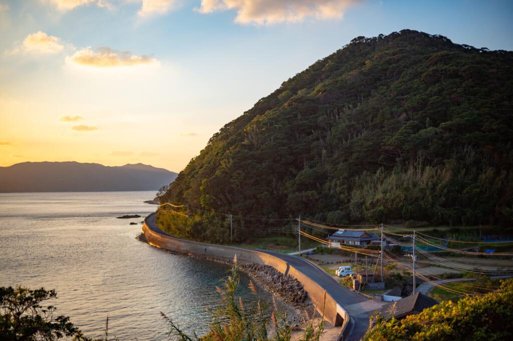 Découverte des trois îles de la ville de Goto: Hisaka, Naru et Fukue