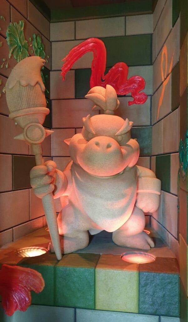 Bowser Jr. Shadow Showdown à Super Nintendo World