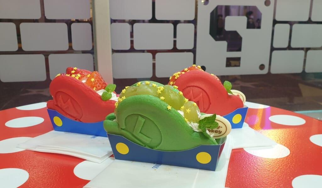 Pancake Sandwich à Super Nintendo World