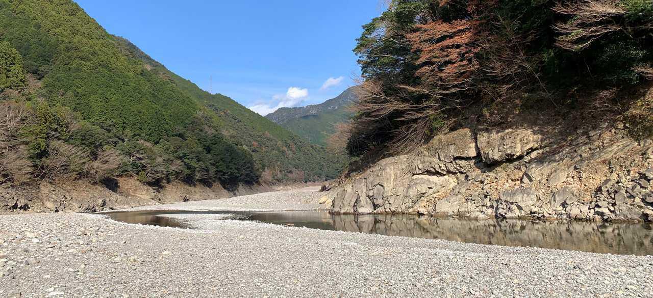 Bain de forêt au Japon dans la vallée d'Osugidani