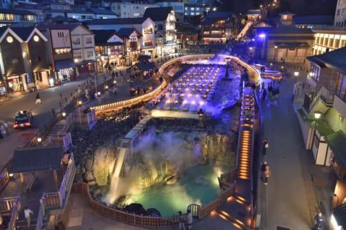 Kusatsu Onsen, l'une des meilleures villes thermales du Japon