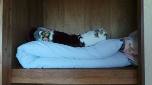 Comment déplier un futon, partie 1