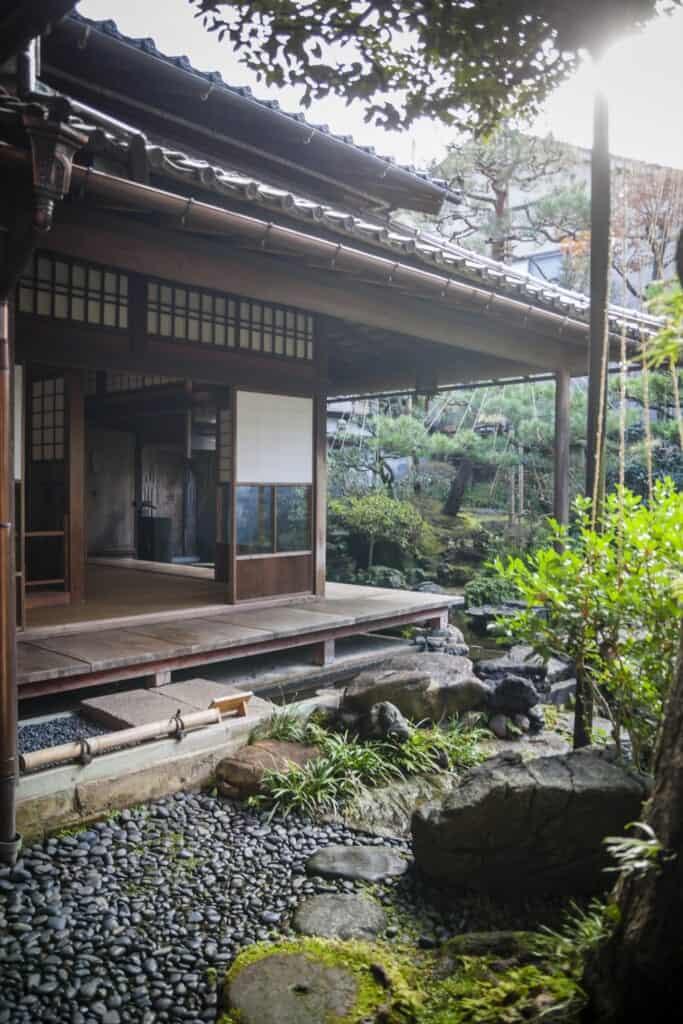 Le jardin de Nomura-ke