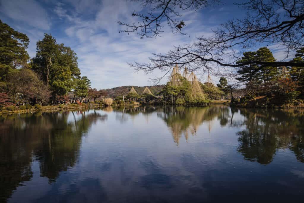 L'étang Kasumiga-ike