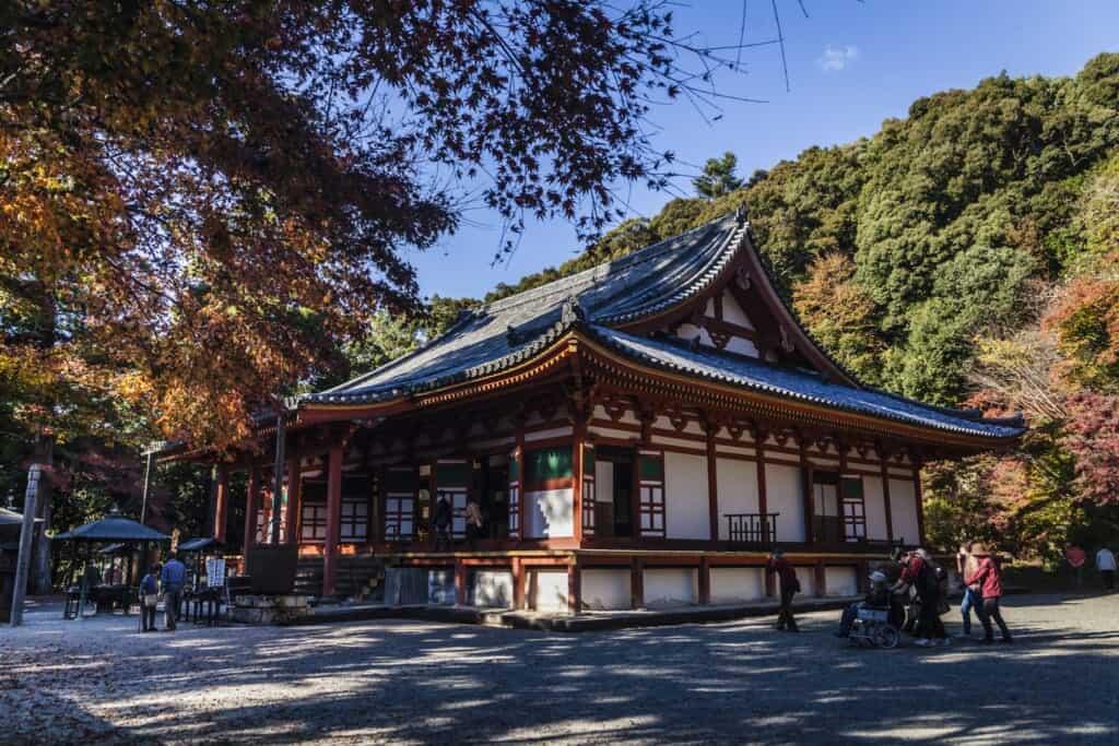 Le Kanshinji Golden Hall