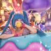"""Une """"Monster Girl"""" du Kawaii Monster Café"""