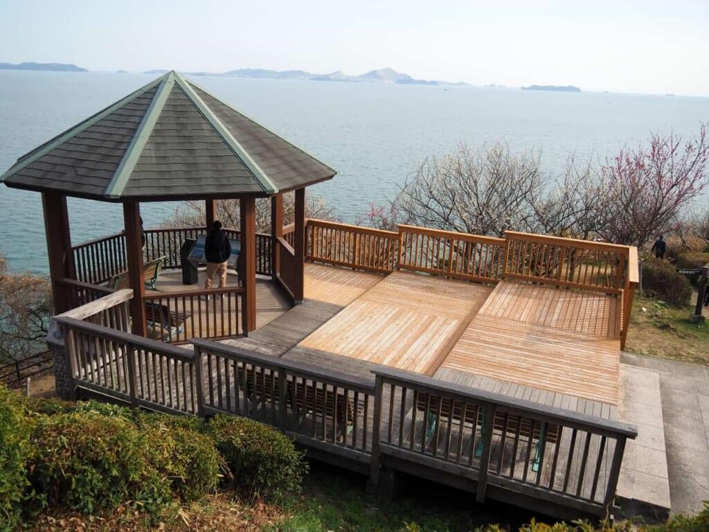 l'observatoire Higashi Misaki