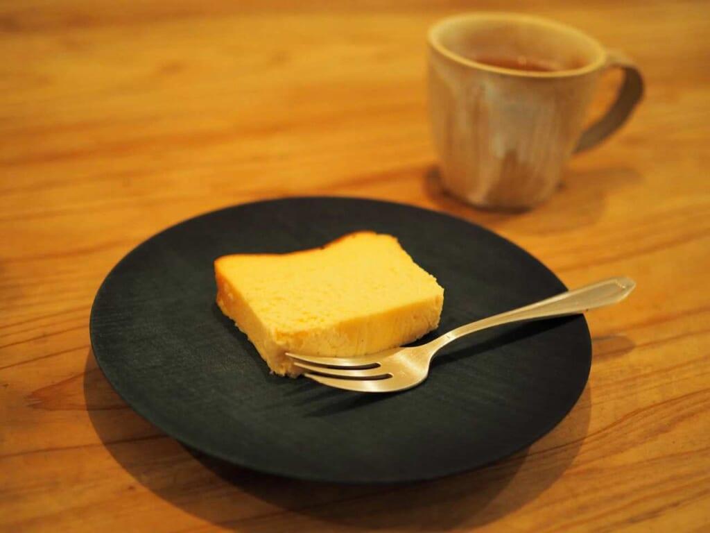 cheesecake de rêve à Imaiso