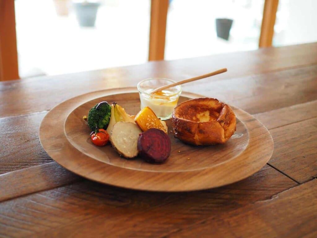 petit déjeuner à Imaiso