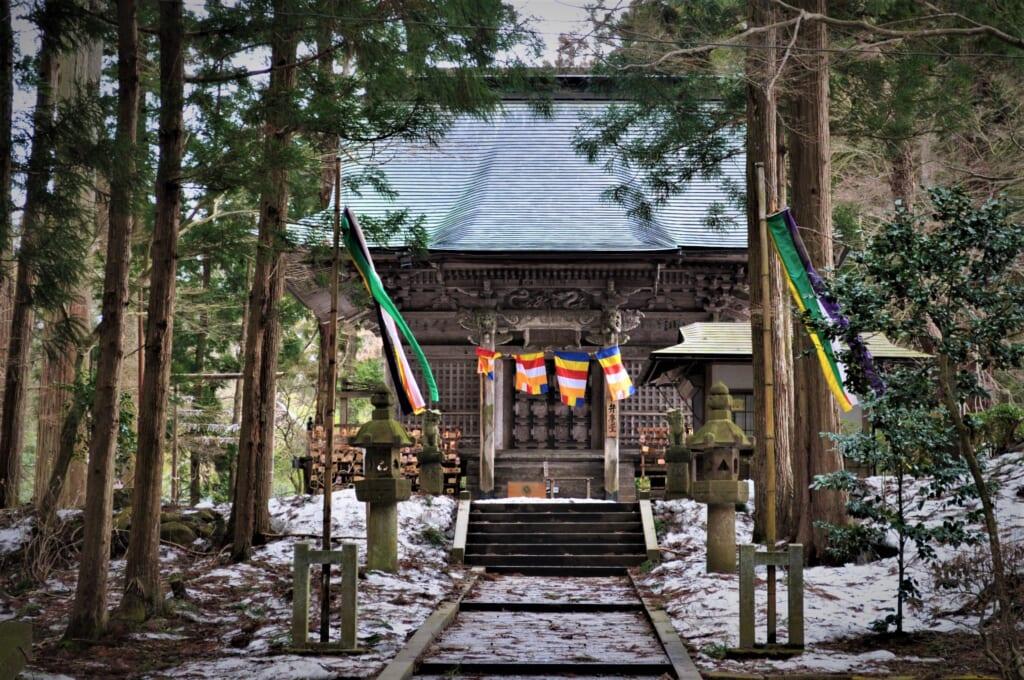Le Benkei-dô: sur les traces de Benkei