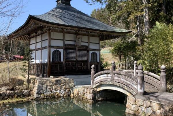 Temple bouddhiste Ankoku-ji à Hida Takayama
