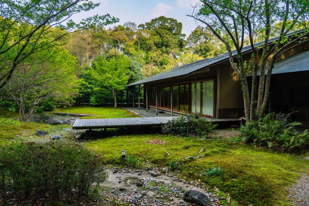 Shointei et son jardin zen