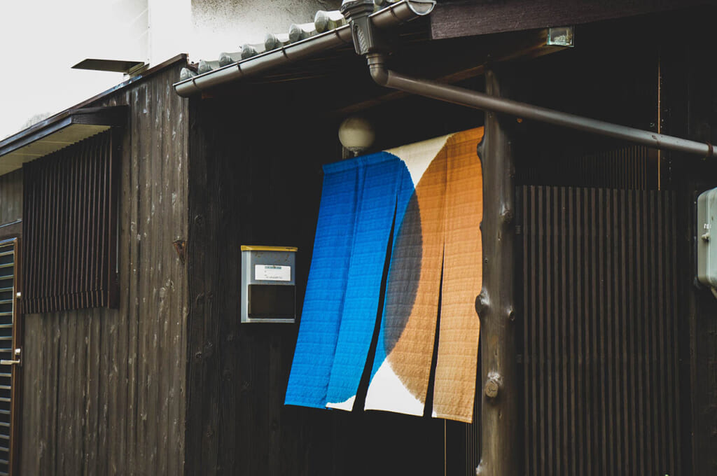 noren à naoshima