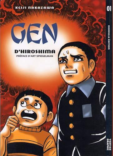 Gen d'Hiroshima, manga de Keiji Nakazawa