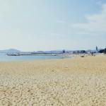 Ogigahama: playa californiana en Wakayama