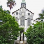 Iglesia de Oura, arquitectura religiosa patrimonio de Japón