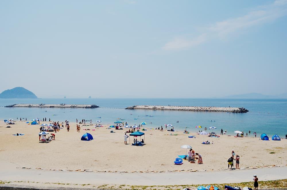 Playas de Matsuyama: recorriendo el litoral
