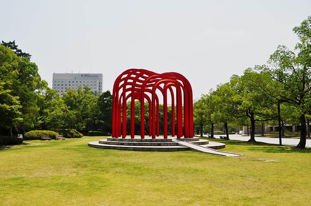 Arte contemporáneo en el Museo de Arte de Fukuyama