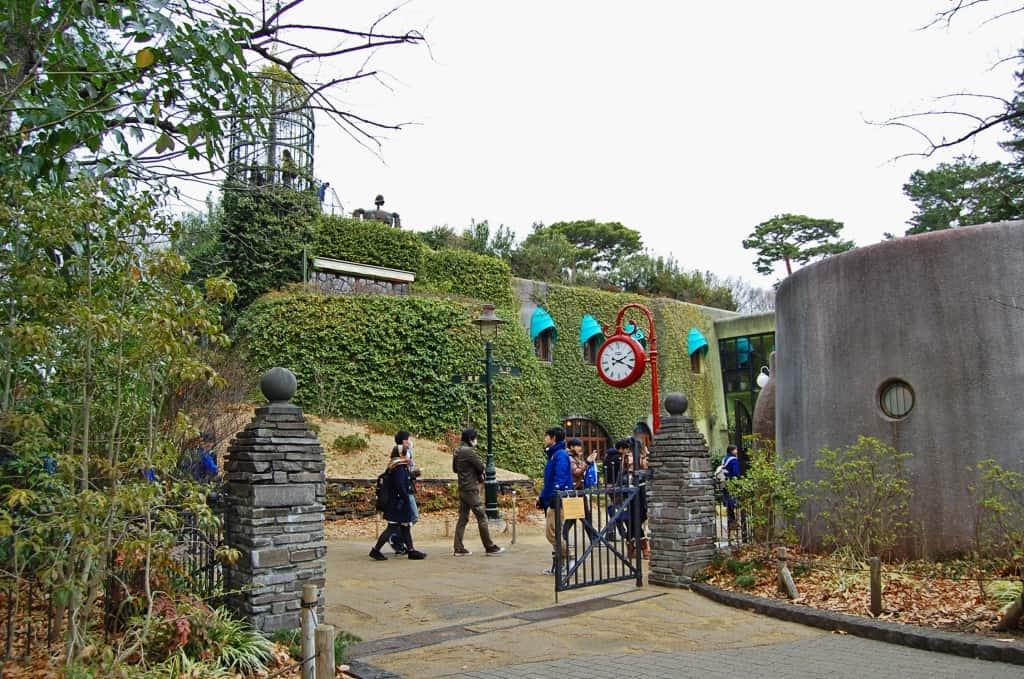 Museo Ghibli en Tokio, experiencia mágica para los niños