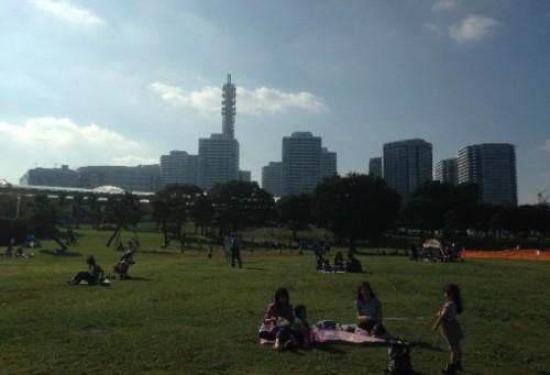 Yokohama, ciudad de Kanagawa muy cercana a Tokio