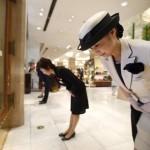 El excelente servicio en Japón: ¡sentirse como un rey!