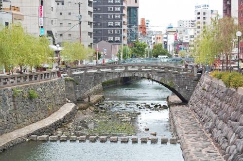 Puente río