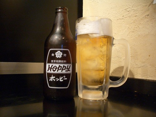 cerveza hoppy japón