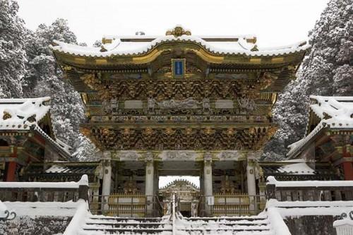 Templo de Nikko, ciudad a un par de horas de Tokio