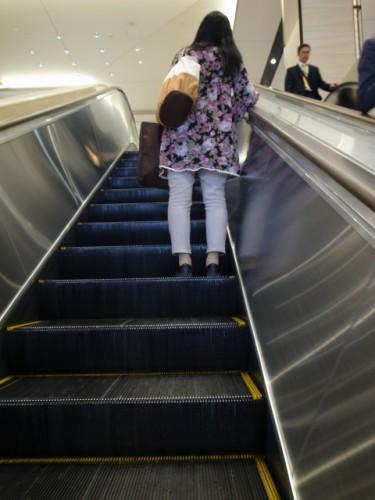 consejos escaleras mecánicas