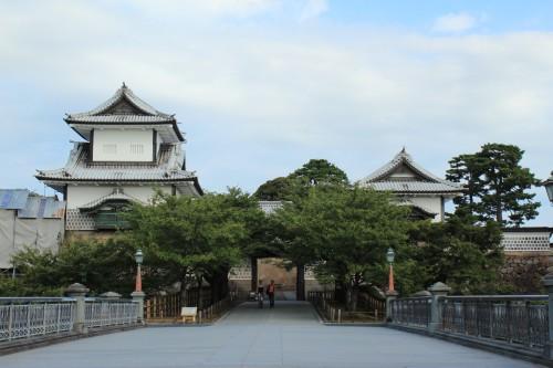 Castillo de Kanazawa