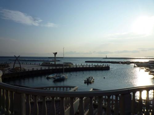 Muelle de Atami, Shizuoka.