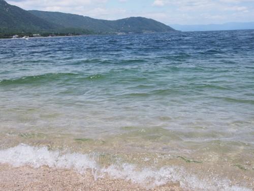 Playa Omi-Maiko de Kansai.