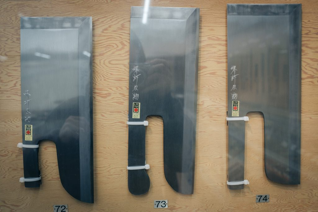 Hay cuchillos específicos para cortar algunos alimentos